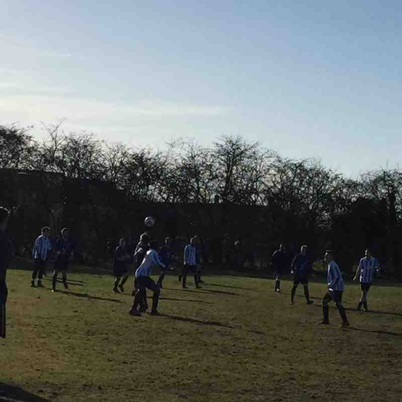 Cardea FC vs Premiair FC 08/02/15