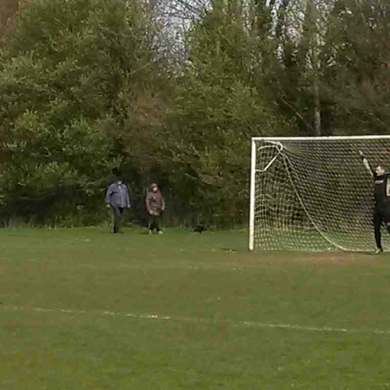 Cardea FC vs Premiair FC 12/04/15