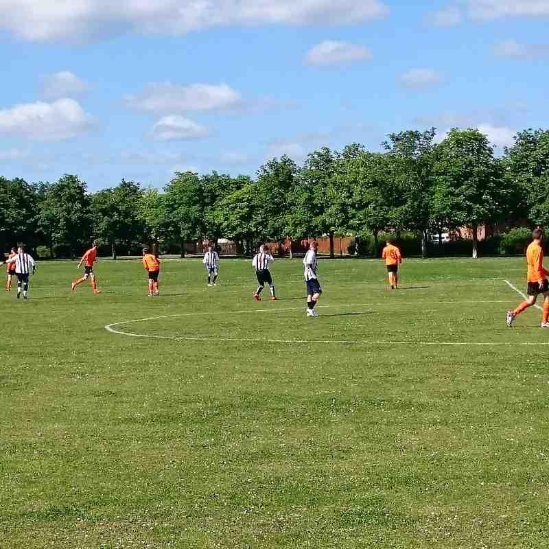 Cardea FC vs Dream Academy 07/06/15