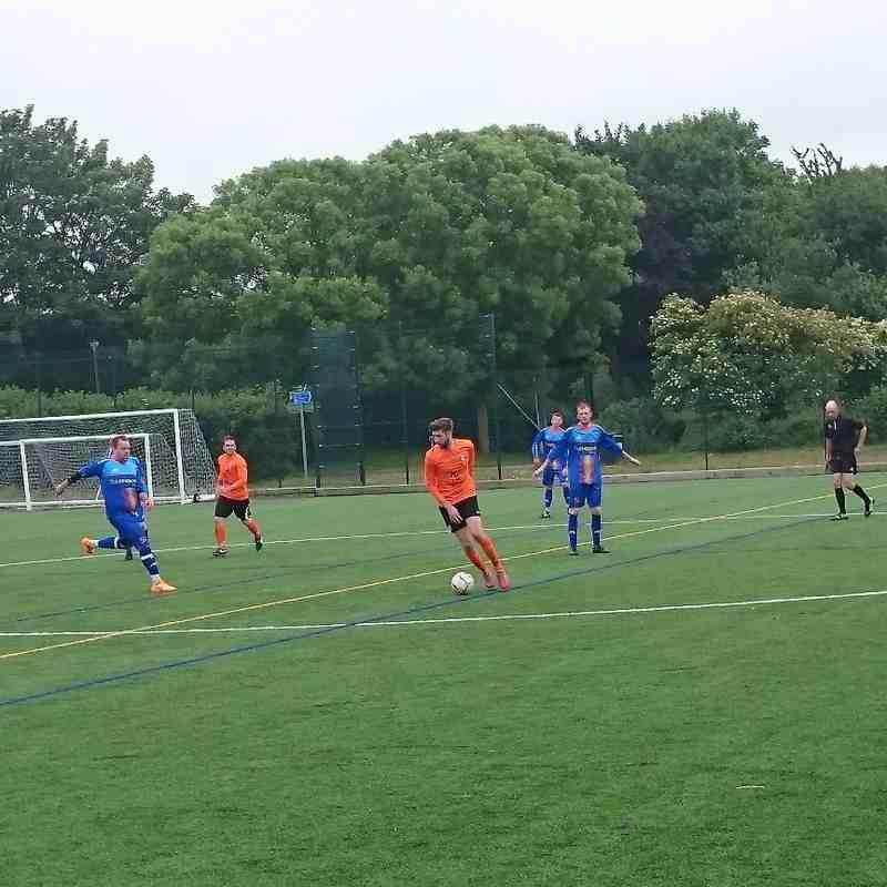 Parkside Athletic vs Cardea FC