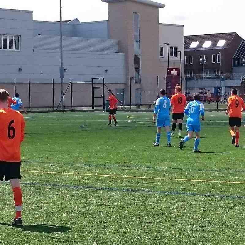 Cardea FC vs Cardea Reserves 02/08/15