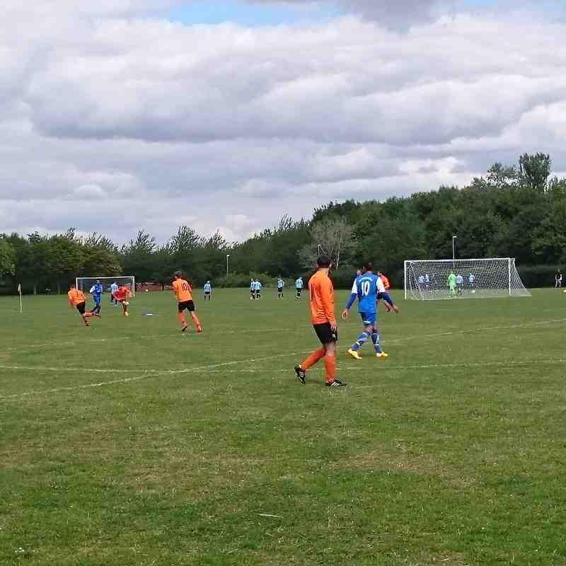 Cardea FC vs The Ploughman 16/08/15