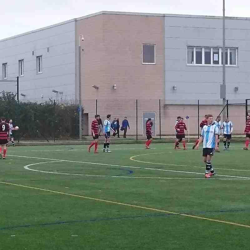 Premiair FC vs Cardea FC 15/11/15