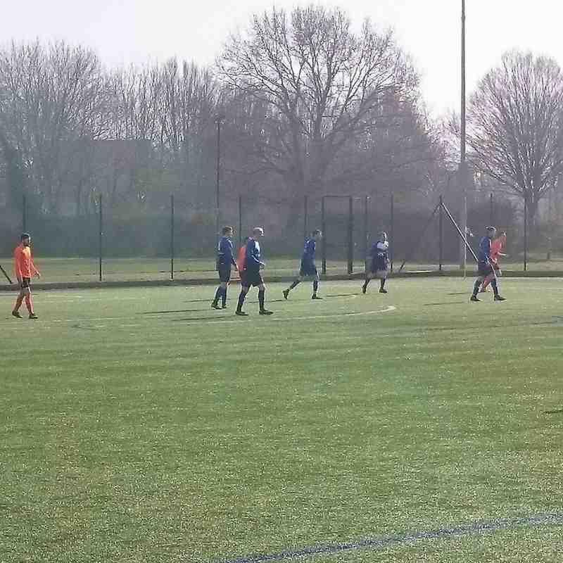 Moorhen vs Cardea FC 13/03/16