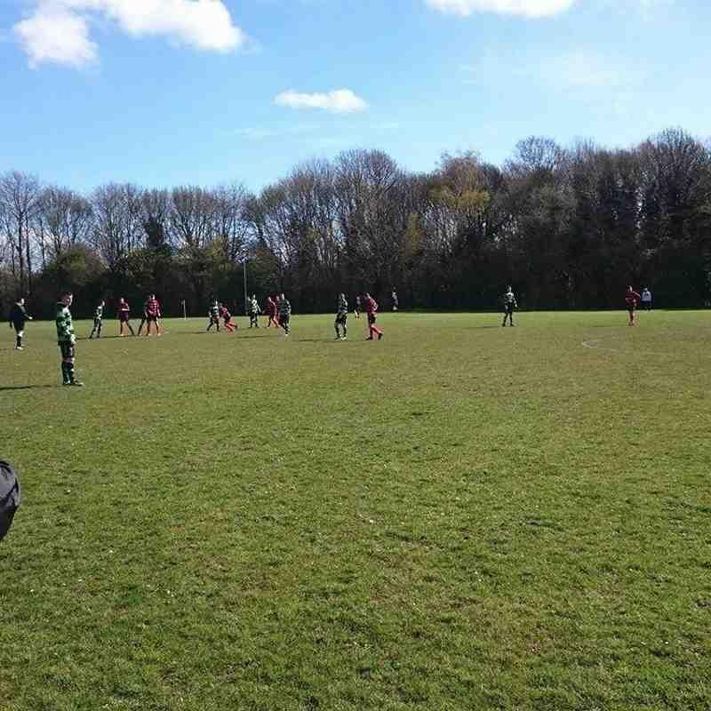 Cardea FC vs Bretton North End 10/04/16
