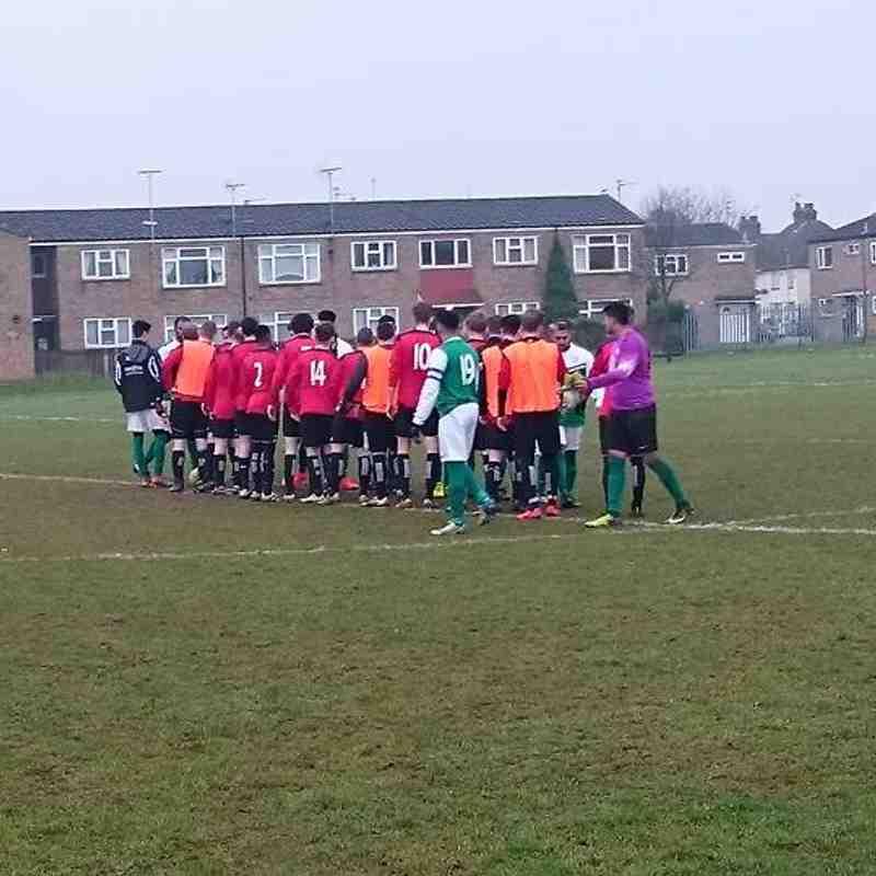 FC Peterborough Res vs Cardea FC 11/02/17