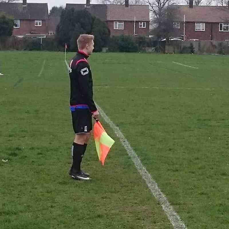 FC Peterborough Res vs Cardea FC 11/03/17