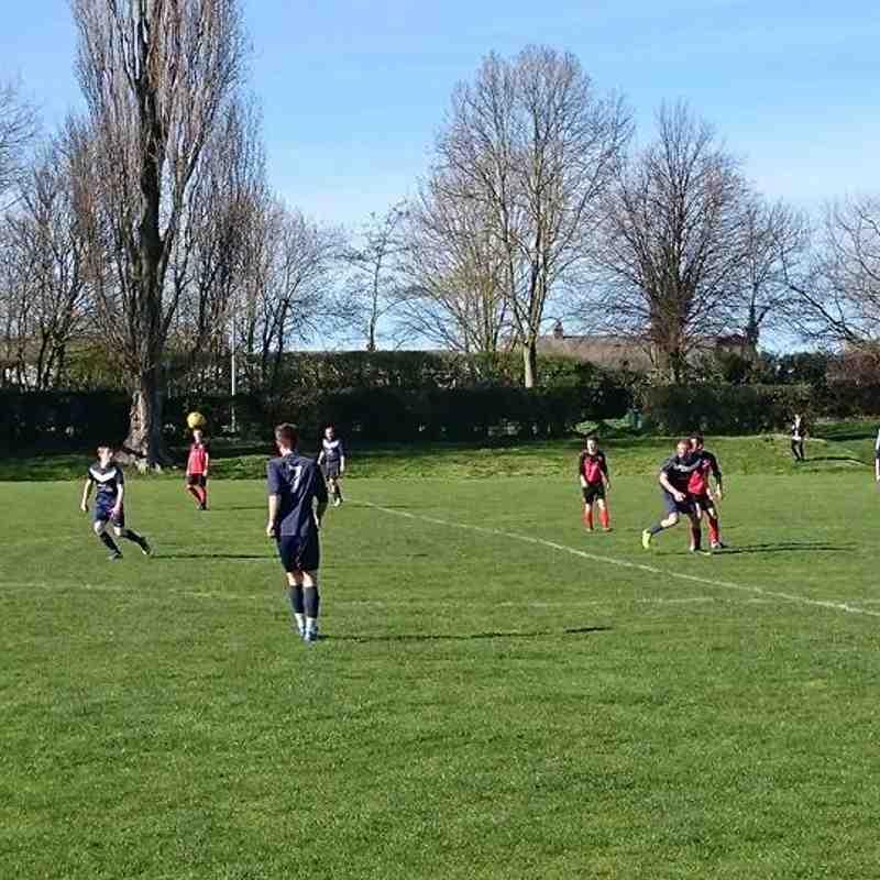 Cardea FC vs Huntingdon Rovers 25/03/17