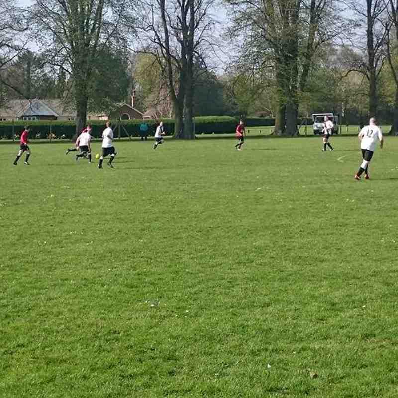 Long Sutton Res vs Cardea FC 08/04/17