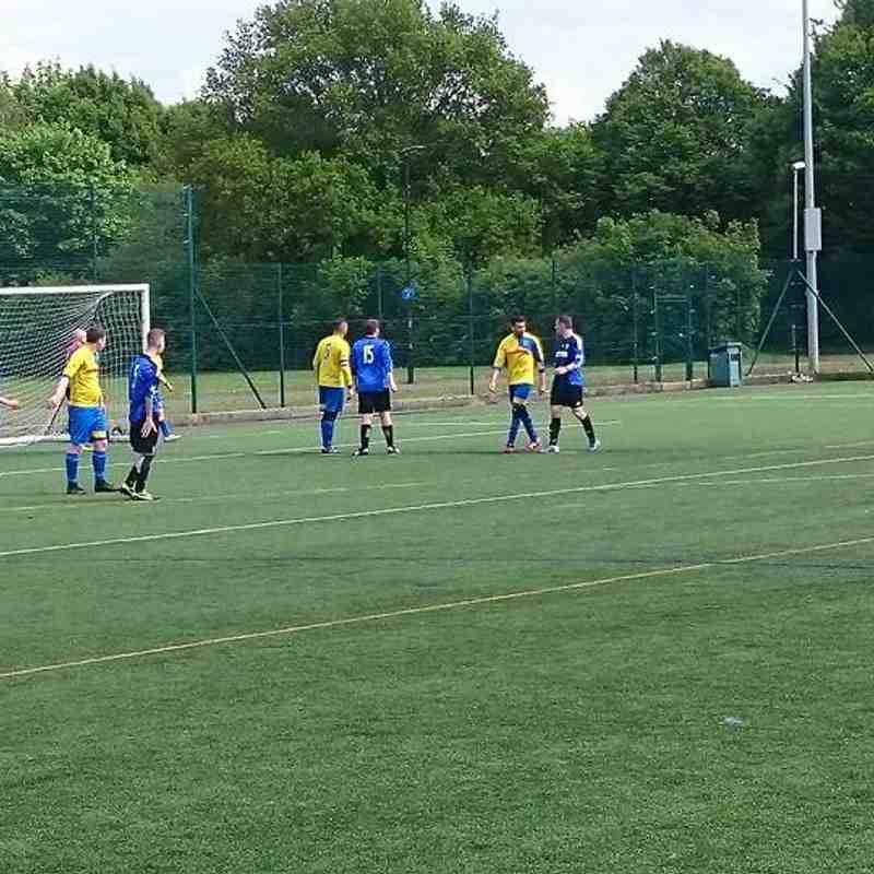 Cardea FC vs Stamford Lions A 13/05/17