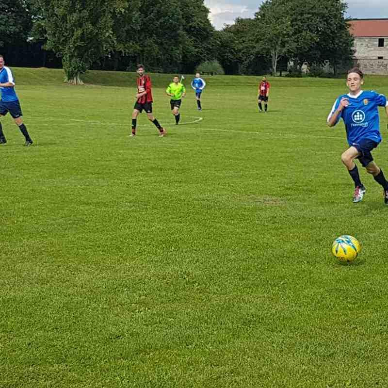 Cardea FC vs Stamford Bel Res 26/08/17