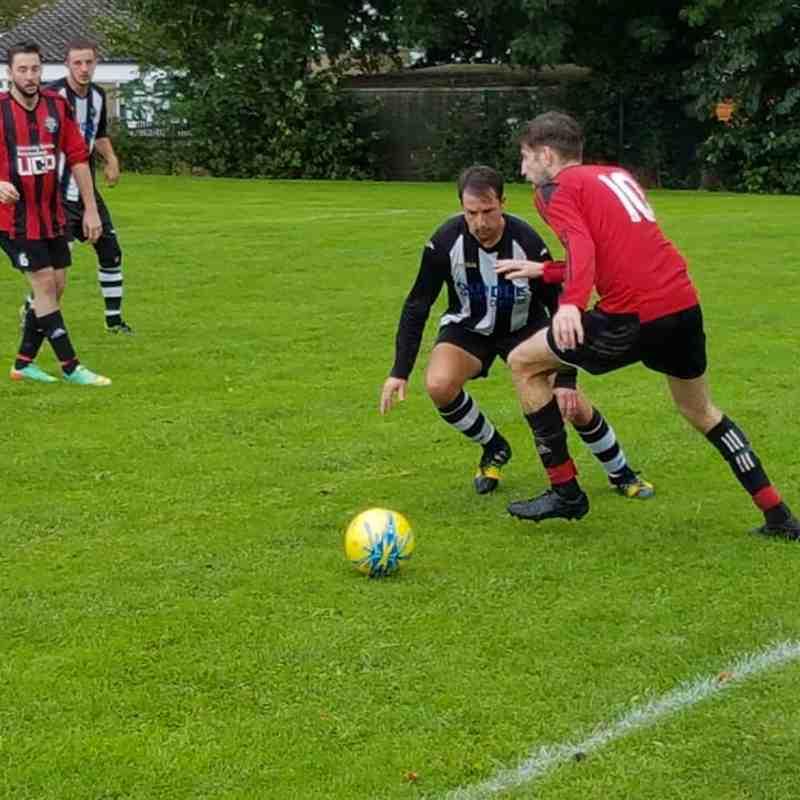 Cardea FC vs Oundle Town Res 16/09/17