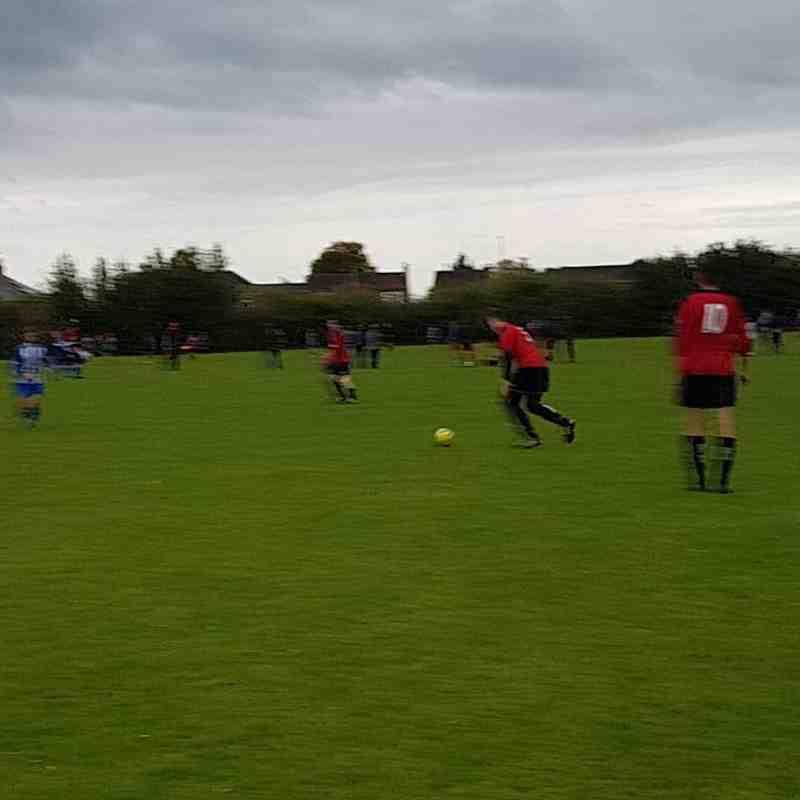 Cardea FC vs Hemingford Res 07/10/17