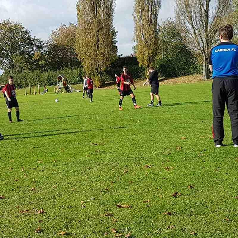 Cardea FC vs Leverington Sports Res 14/10/17