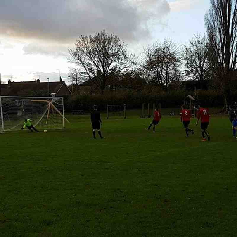 Cardea FC vs Whittlesey A 04/11/17