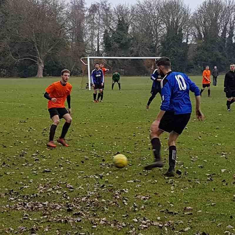 Leverington Reserves vs Cardea FC 02/12/17