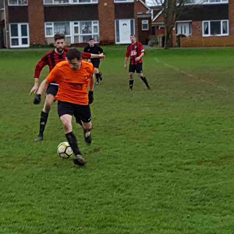 Cardea FC vs Leverington Sports Reserves 27/01/18