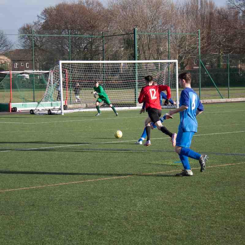 Cardea FC vs Feeder FC 17/02/18