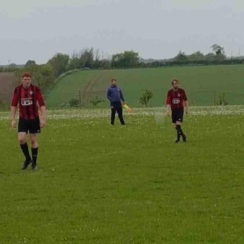 Stamford Bels Reserves vs Cardea FC 12/05/18