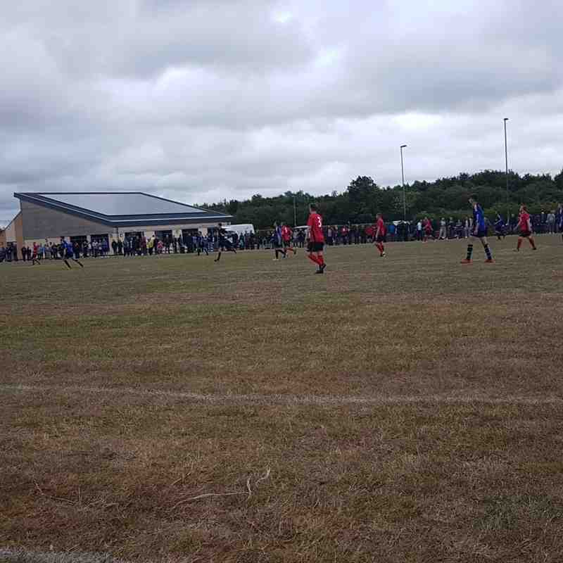 Stilton vs Cardea FC 29/07/18