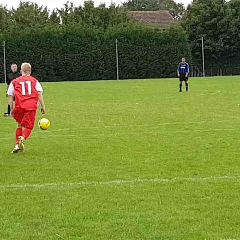 Cardea FC vs Spalding Athletic 18/08/18