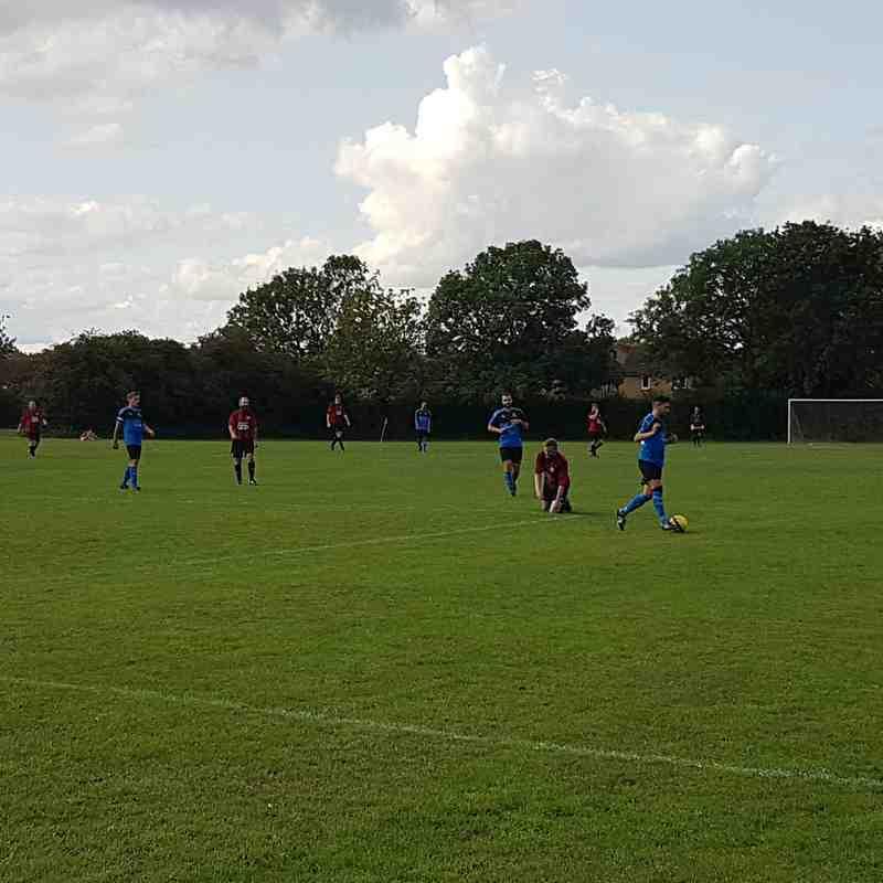 Cardea FC vs Ketton Reserves 25/08/18