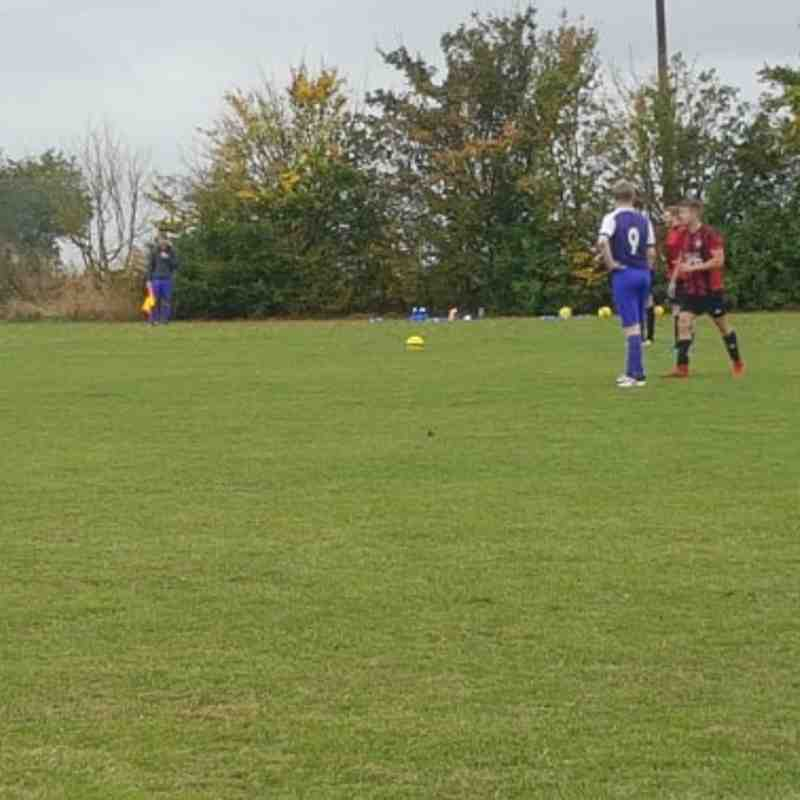 Rippingale vs Cardea FC 22/09/18