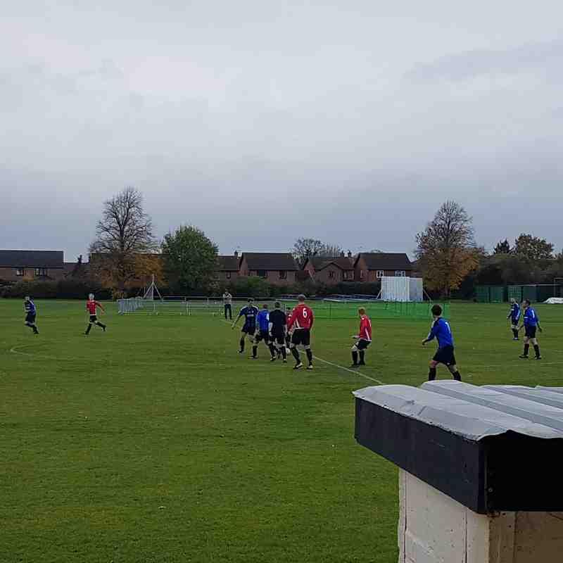Warboys Town vs Cardea FC 10/11/18
