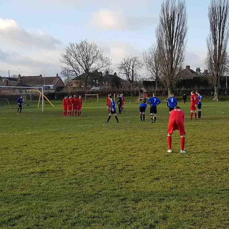 Cardea FC vs Whaplode Drove 02/02/19