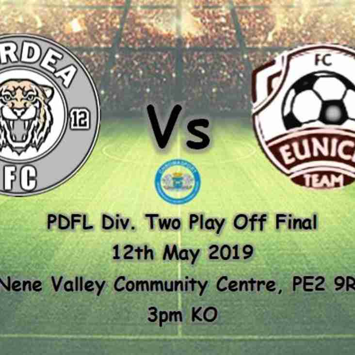 Cardea FC Set For Play-Off Final