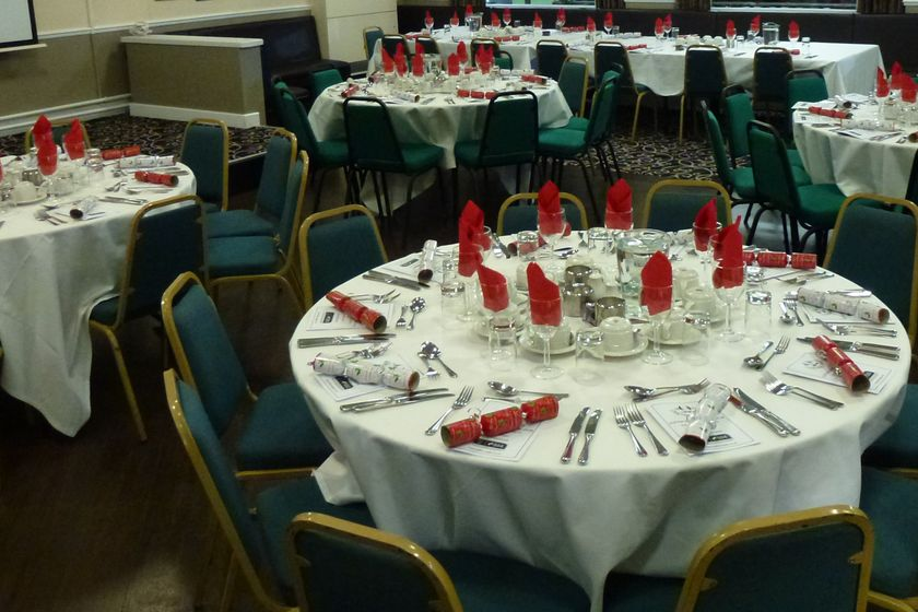 Clifton v Old Redcliffians - Last home match,  Pre match lunch reduced in cost