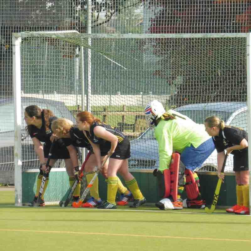 Ladies II vs Wallingford