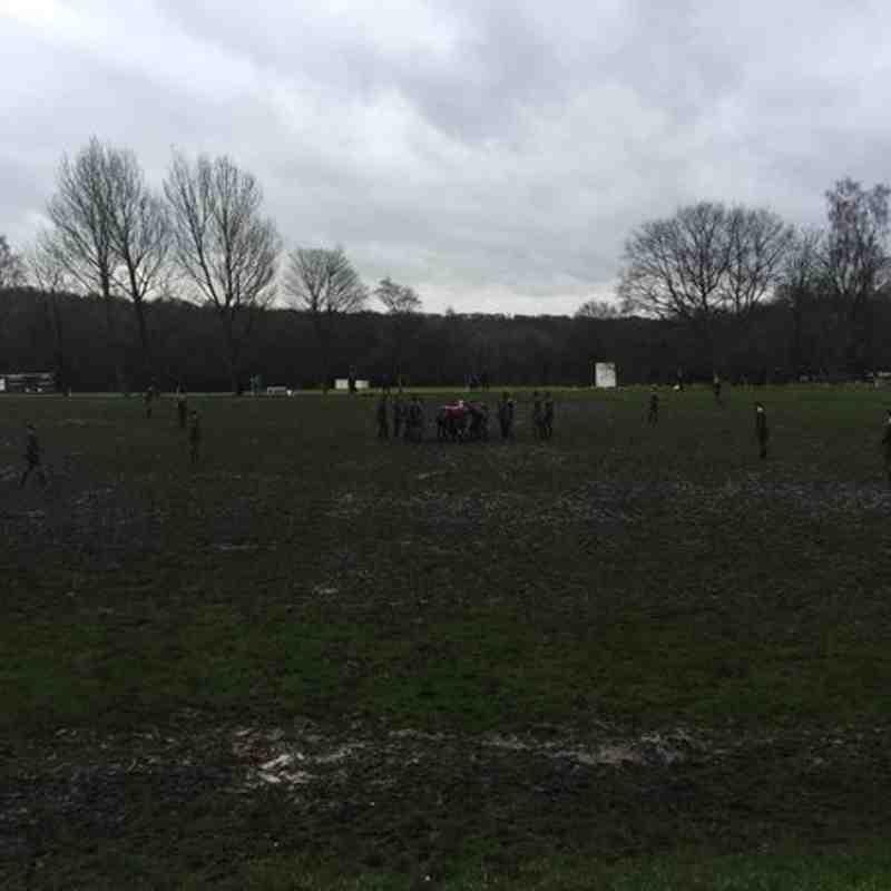 Leo's 1st XV vs Sheffield Medics 06.02.2016