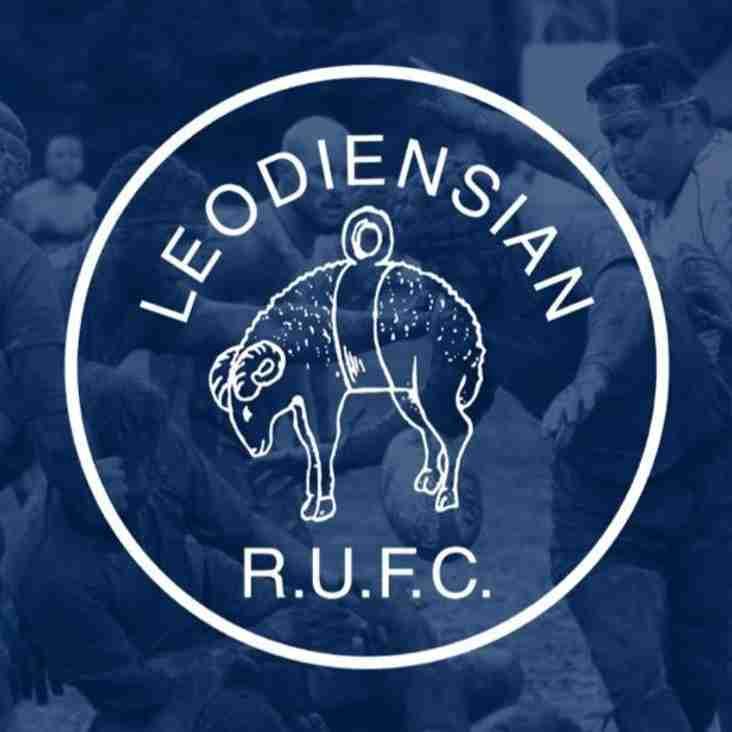 Leos Rugby Club AGM