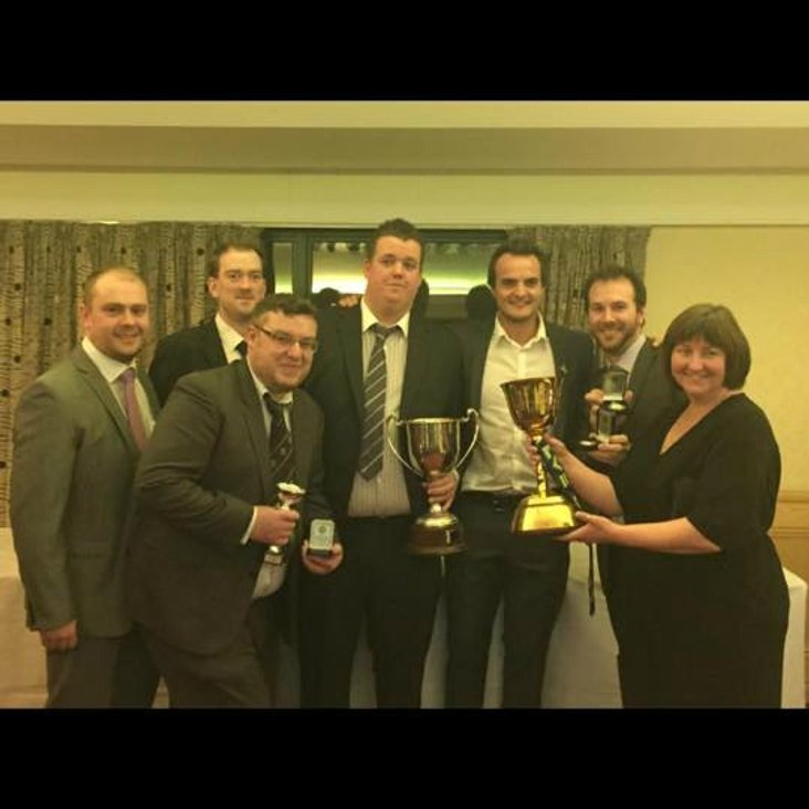 HCCL League Dinner and Presentation Evening 06/03/2015<