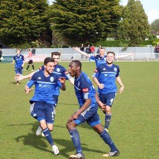 Blues grab last minute winner in Play-off thriller