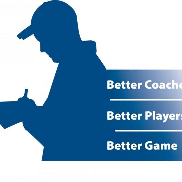 Upcoming coaching course<