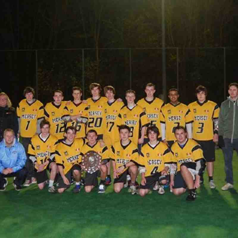 U19's conference champions