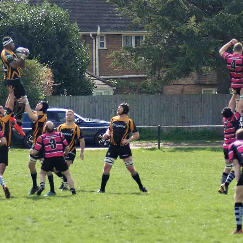 Stratford-upon-Avon 19 - Marlborough 51