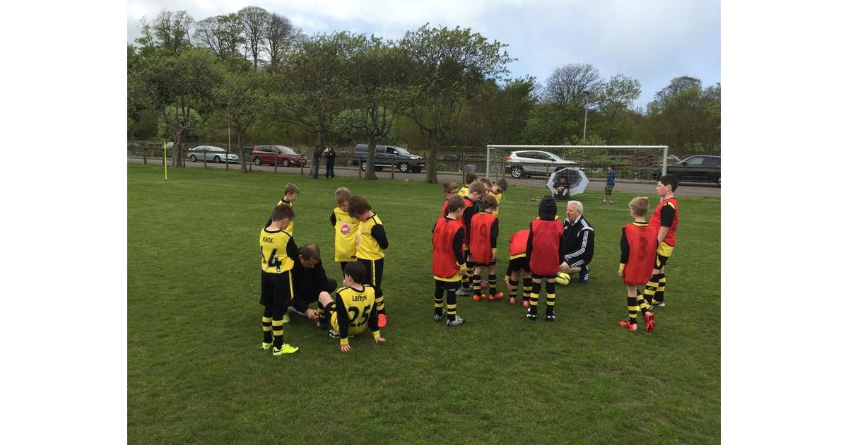 Club photos - Stonehaven Youth FC