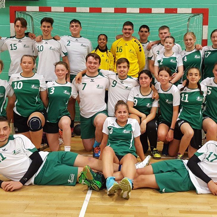 Ealing and West London Eagles handball clubs merge<