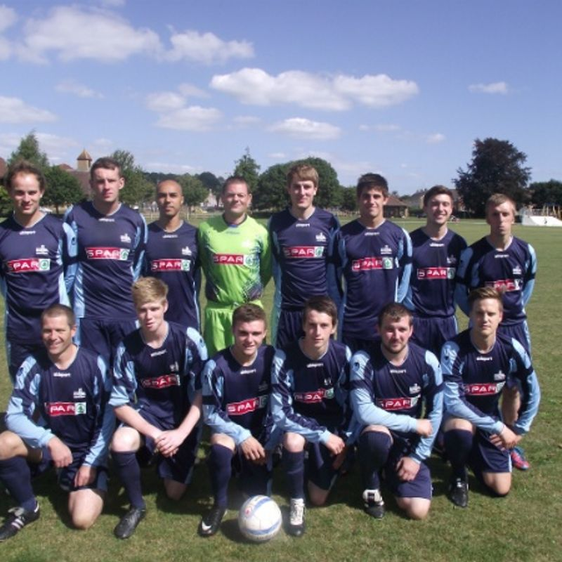 Middlezoy Rovers First 1 - 1 Ilminster Town First