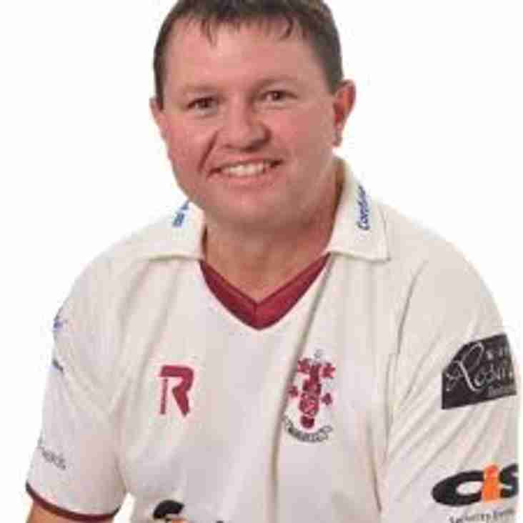 Colin Nuthall appointed Director of Cricket...