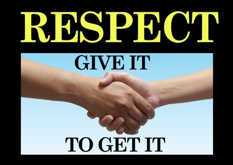 RESPECT - Give it to Get it - News - Falkirk Rugby