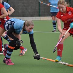 Ladies' 4s win promotion beating Wycombe 1-0