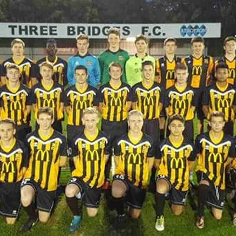 U18s - 2016/17 season