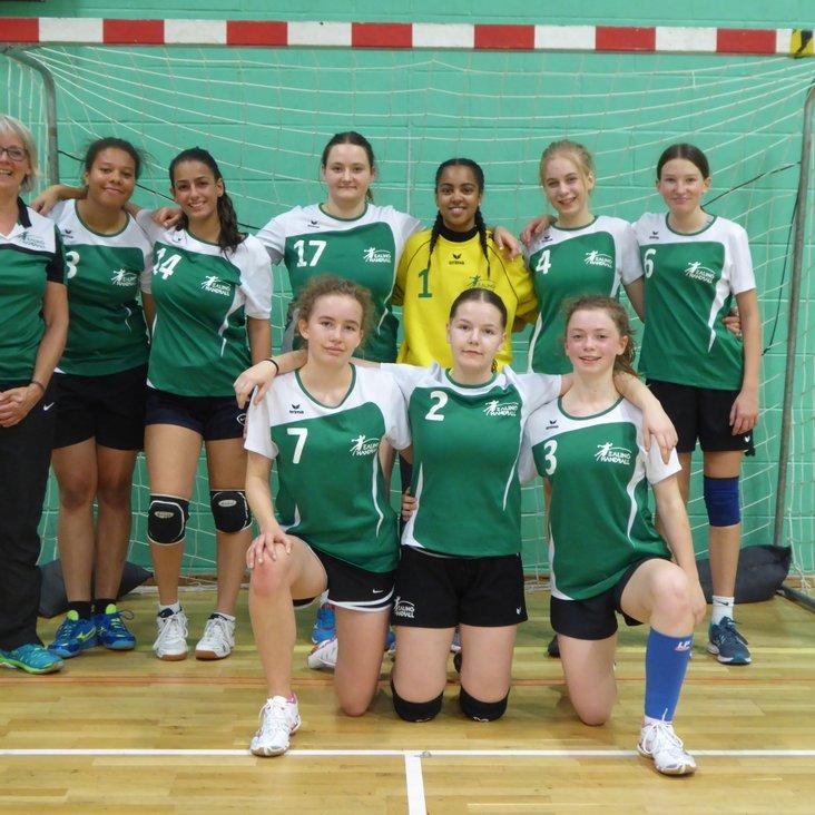 Ealing girls on form in U19 League<