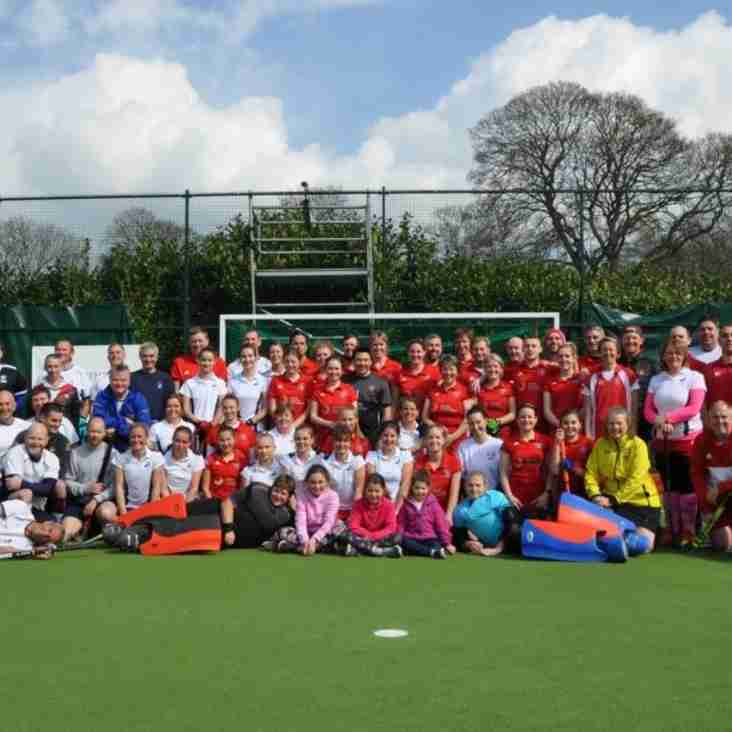 Marlow and Nordics Hockey Clubs Commemorate a True Gentleman