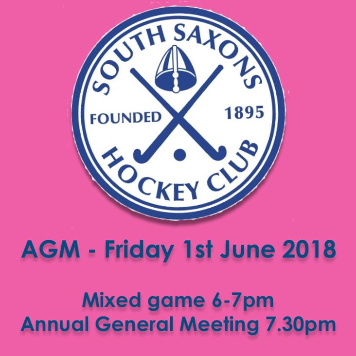 ANNOUNCEMENT: AGM and Mixed Game<
