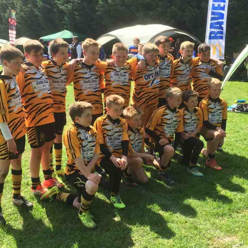 Havant A Tournament 19th April 2015